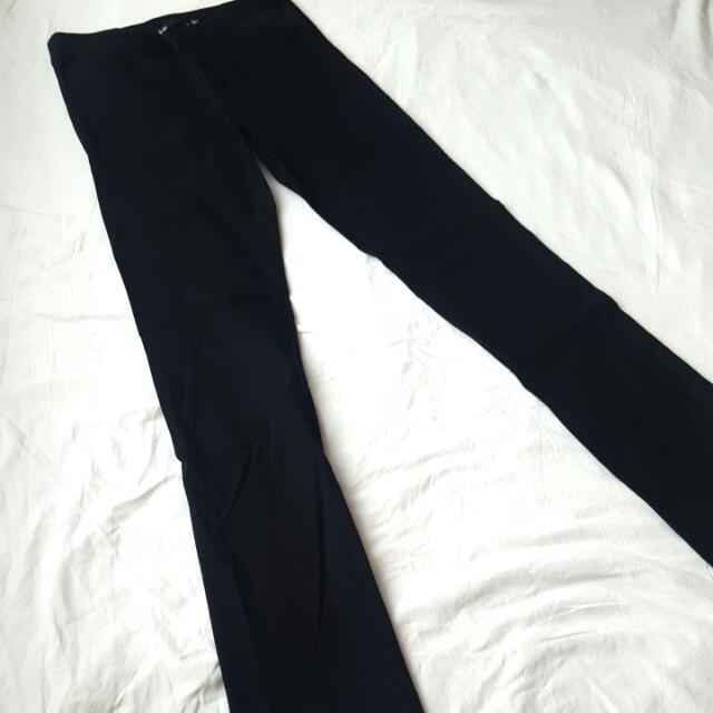 Corporate Black Pants Size 6
