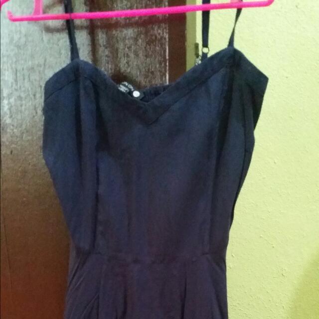 Cotton On Navy Blue Dress