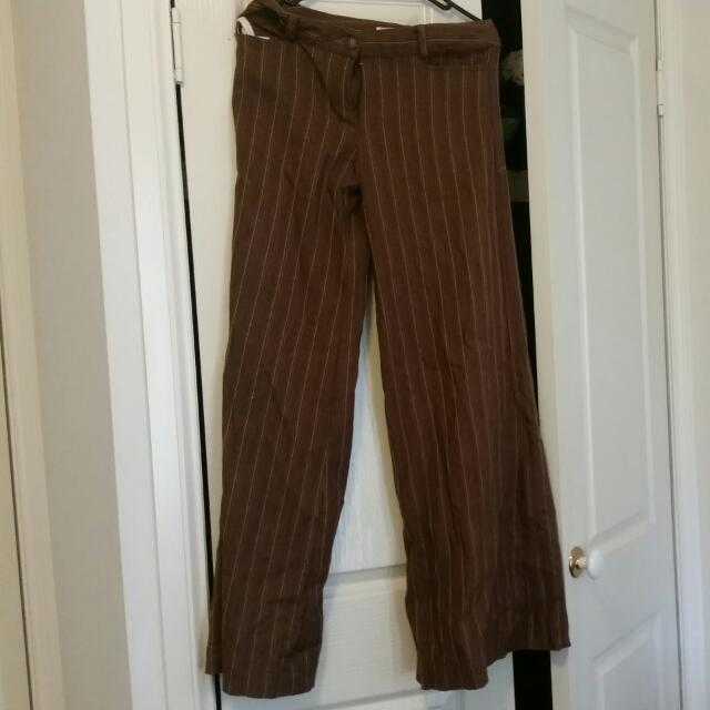 Dogstar Bell Bottom Pants Size 8