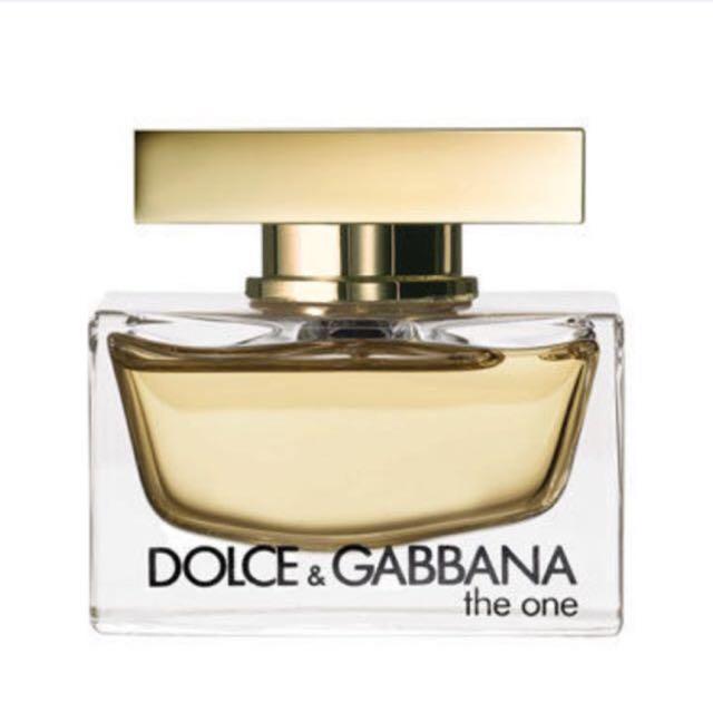 DOLCE & GABBANA Perfume 75ml