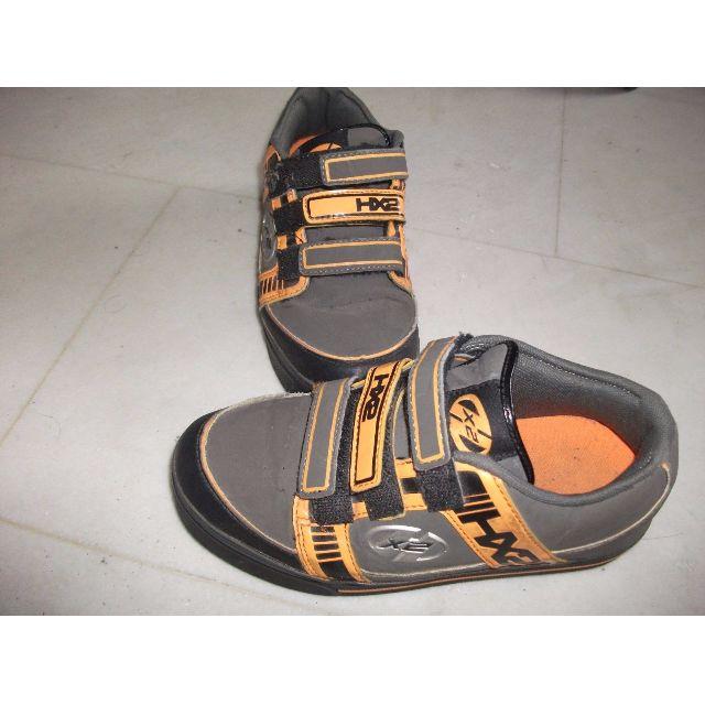 Excellent condition Heelys HX2 shoes