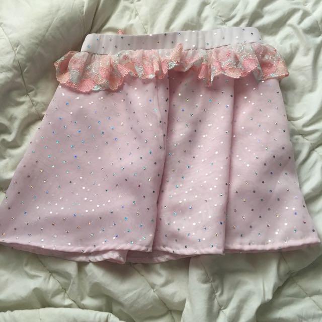 Happy Monday Skirt
