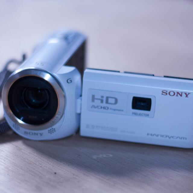 RUSH!!! HDR-PJ380 Camera Recoder