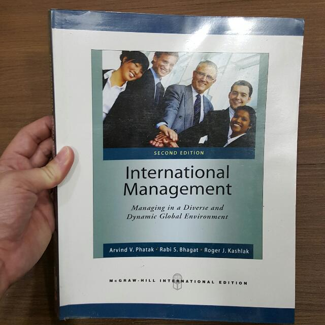 International Management - Mc Graw Hill