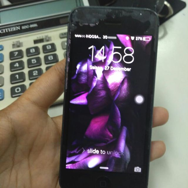 IPhone 5 16gb second BU