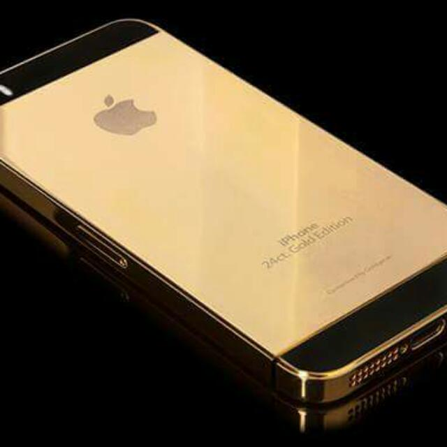 size 40 161f6 9572d Iphone 6s 24 karat Gold, Mobile Phones & Tablets, iPhone, iPhone 6 ...