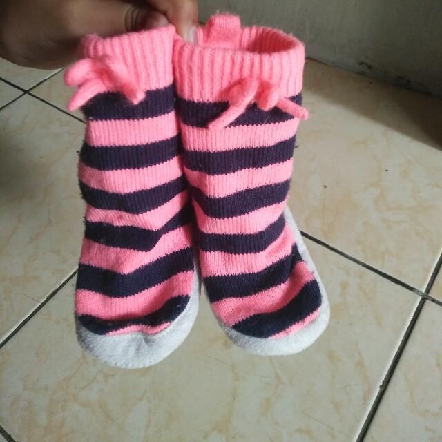 Kaos Kaki Sepatu Baby