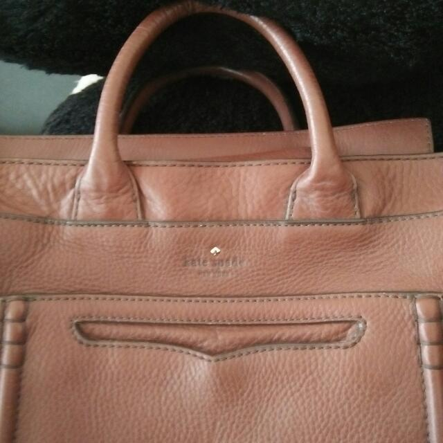 Kate Spade Leather Bag Authentic