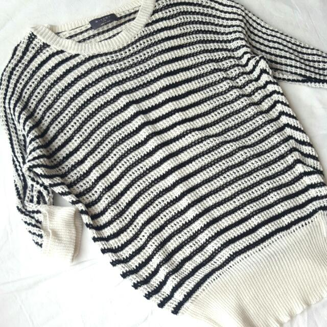 Knitted Top Small