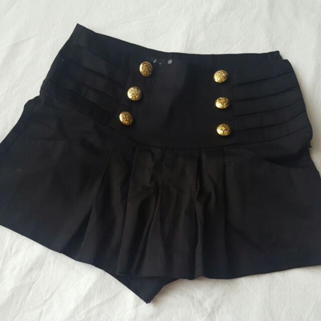 Like New! Skort Sailor Style Xxs/size 6-8