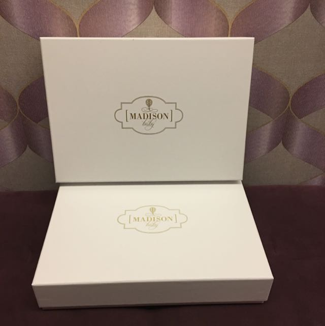 MADISON Baby 紙盒