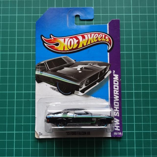 MISB Hot Wheels '73 Ford Falcon X8