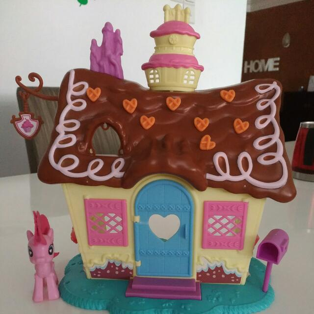 My Little Pony Friendship Is Magic Collection Pinkie Pie Sweet
