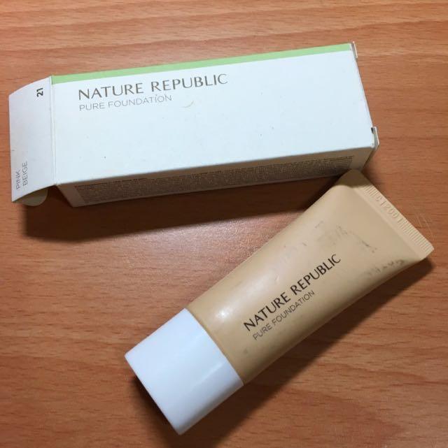 Nature Republic 粉底液