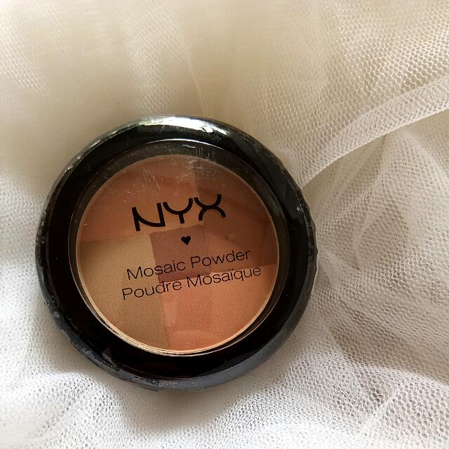 REPRICED NYX Mosaic Powder Blush