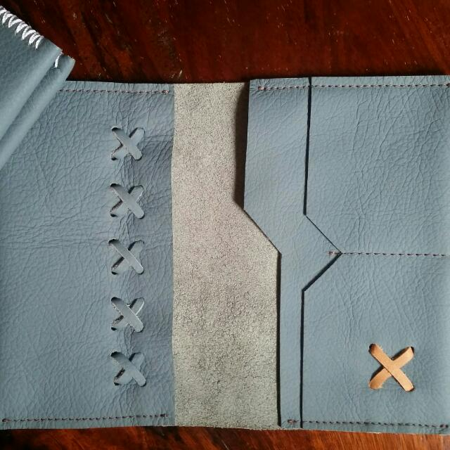 Passport Holder_Gray