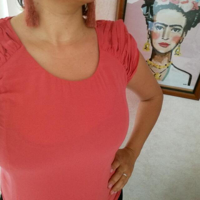 Portmans Pink Top