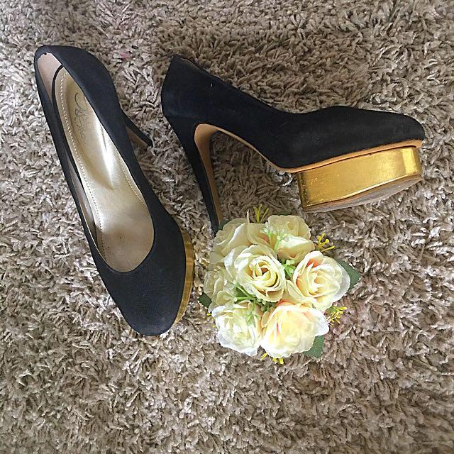 Preloved Shoe & Shoe