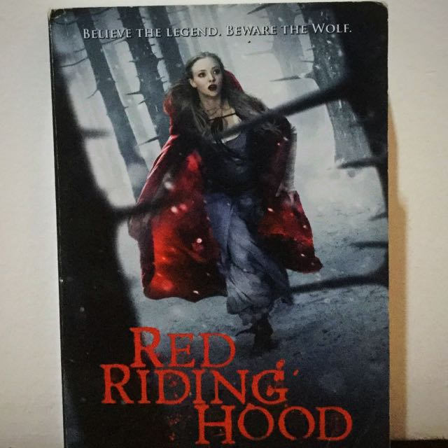 Red Riding Hood (based on the movie by David Leslie Johnson)
