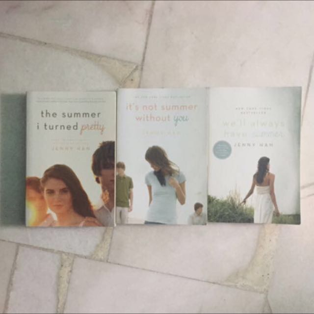 (REDUCED!) Summer Trilogy by Jenny Han
