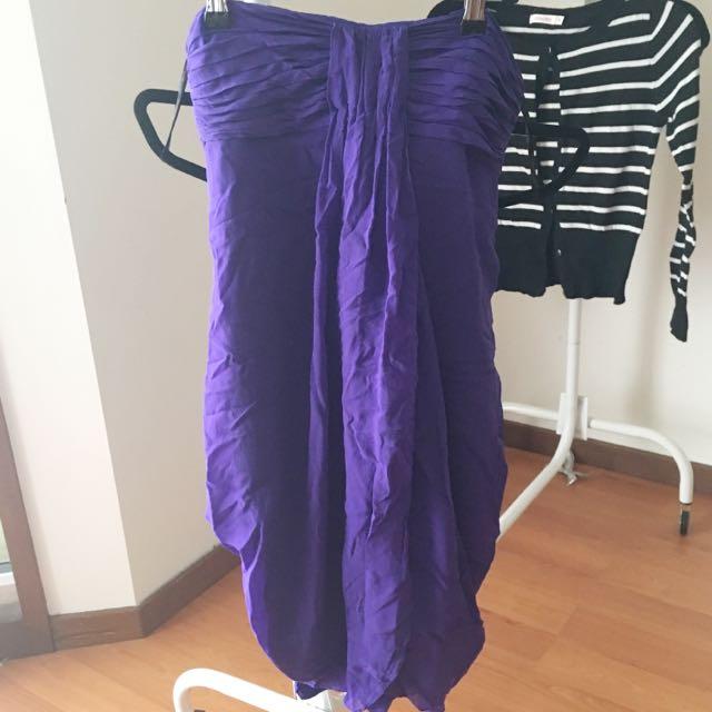 Rockchic Chiffon Dress