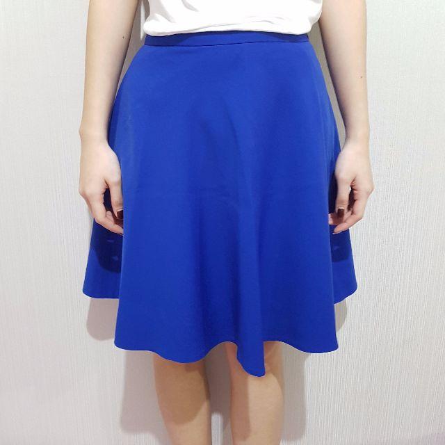 rok flare biru