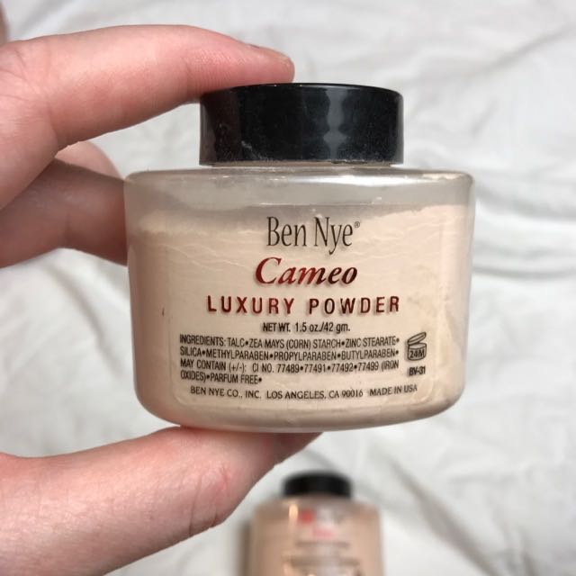 "RRP$24 - BEN NYE Loose Setting Powder ""Cameo"""