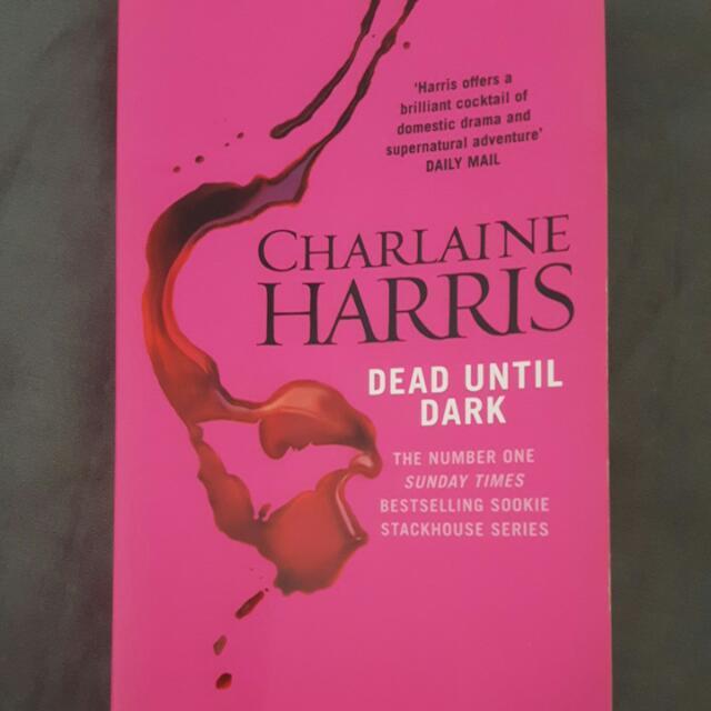 Sookie Stackhouse Series - Dead Until Dark By Charlaine Harris