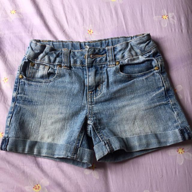 Size 7 Target Girls Shorts