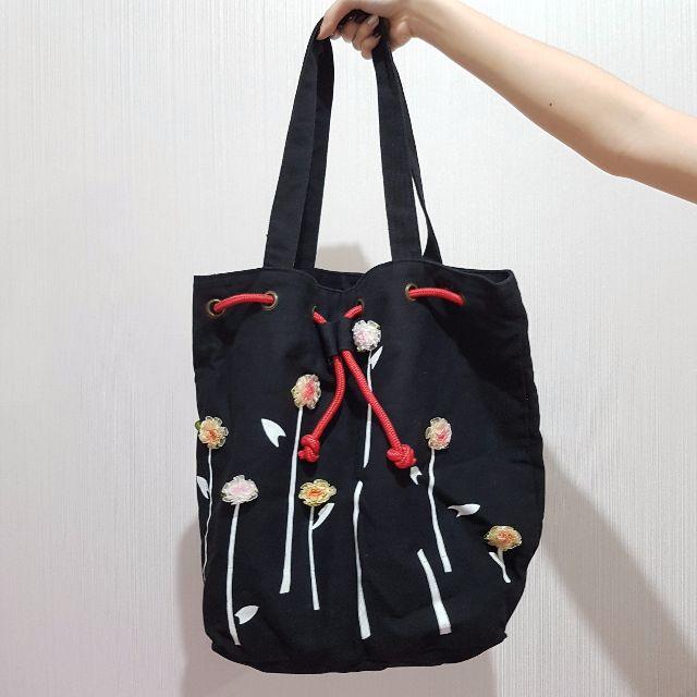 Tas / Handbag Hitam