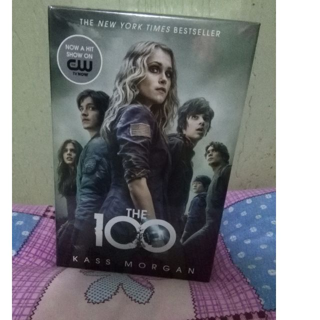 The 100 (Complete Series Book) by Kass Morgan