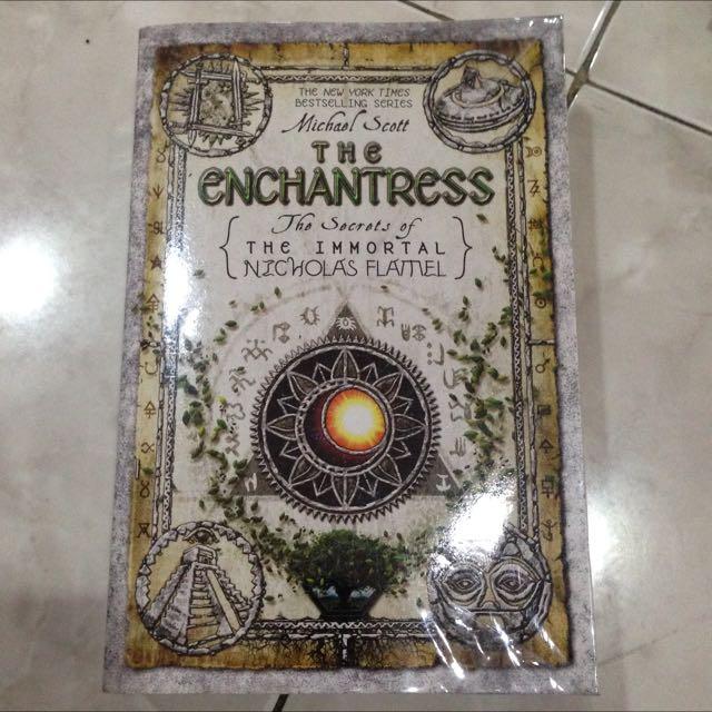 The Enchantress - The Secrets Of The Immortal Nicholas Flamel