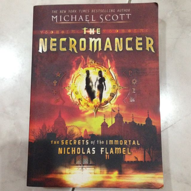 The Necromancer - The Secrets Of The Immortal Nicholas Flamel