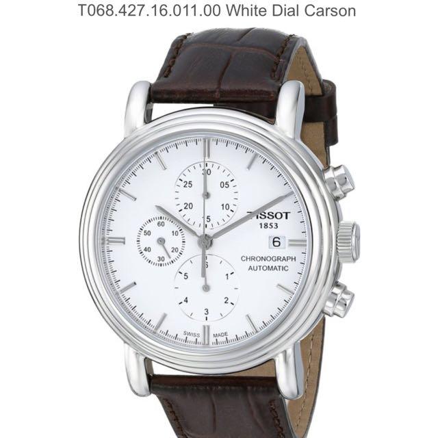 Tissot Carson T068.427 Men's Watch