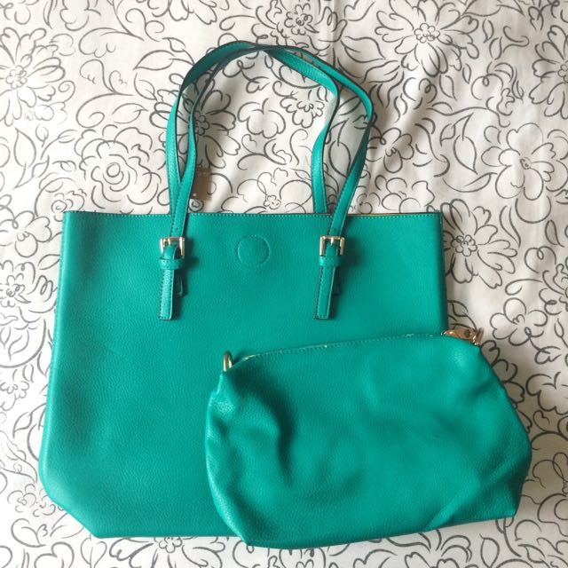 Tosca Tote And Sling Bag (2in1)