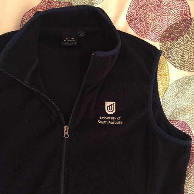 UniSA Uniform Navy Vest