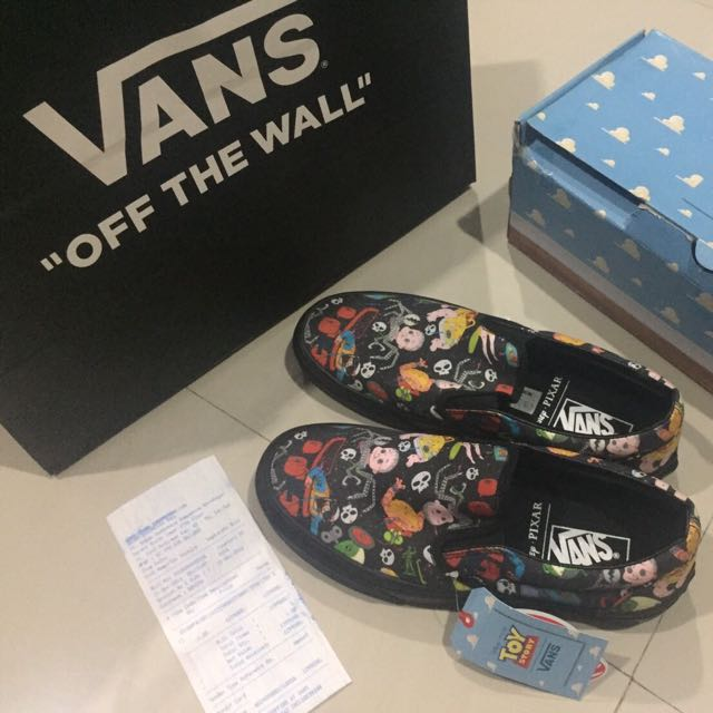 VANS TOY STORY LIMITED EDITION