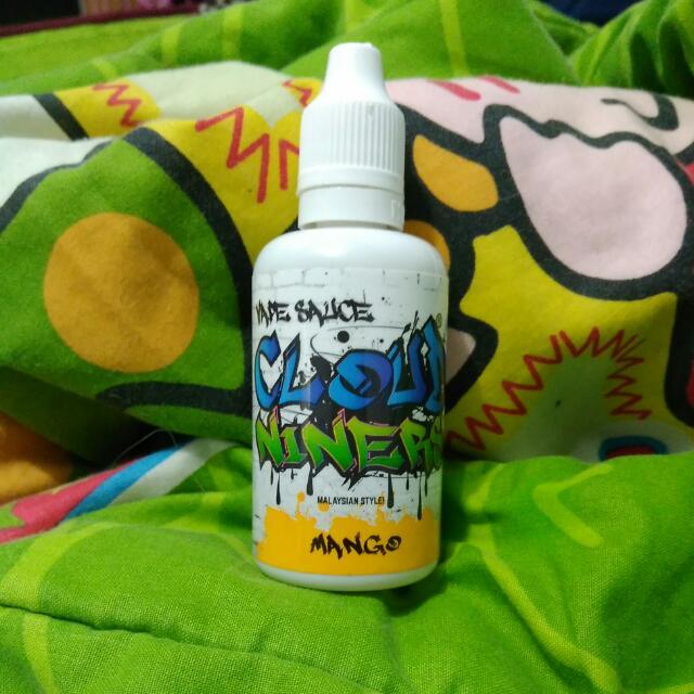 Vapor Liquid ( CLOUD NINERS) Mango