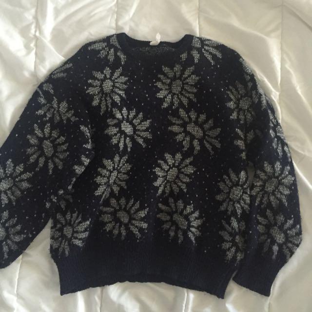 Vintage Sweater Jumper
