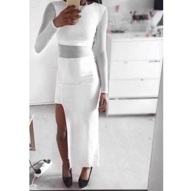White Dress (Petite) size 6