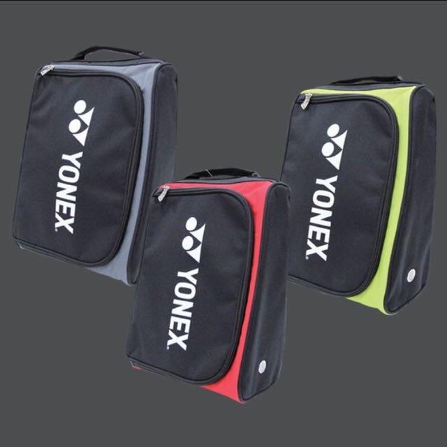 YONEX手提鞋袋-紅