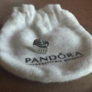 Pandora Boat Charm