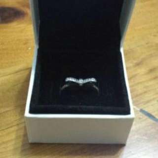 Pandora Sparkly Ring