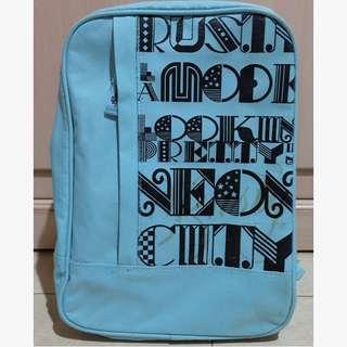 Rusty Bagpack - Light Blue