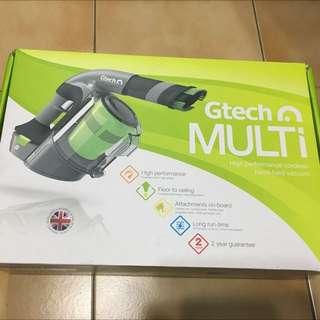 gtech multi 吸塵器 一代 小綠