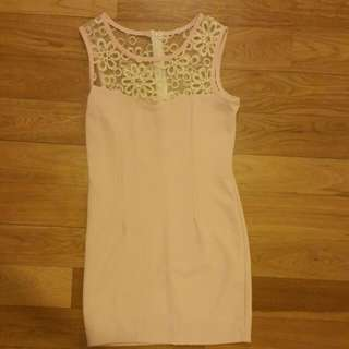 CNY Light Pink Dress