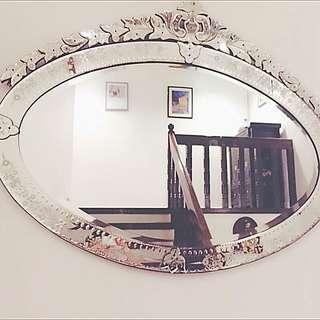 Swarovski mirror