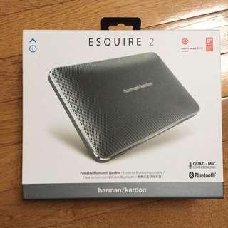 Harman/Kardon Esquire 2 Bluetooth Speaker