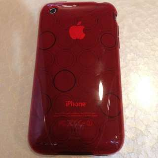 iPhone Jelly Case
