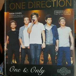 One Direction Books